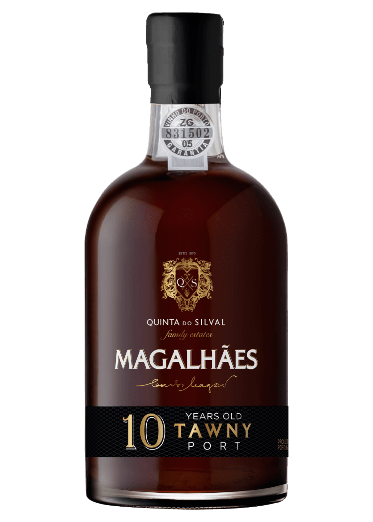 Magalhães Tawny 10 anos