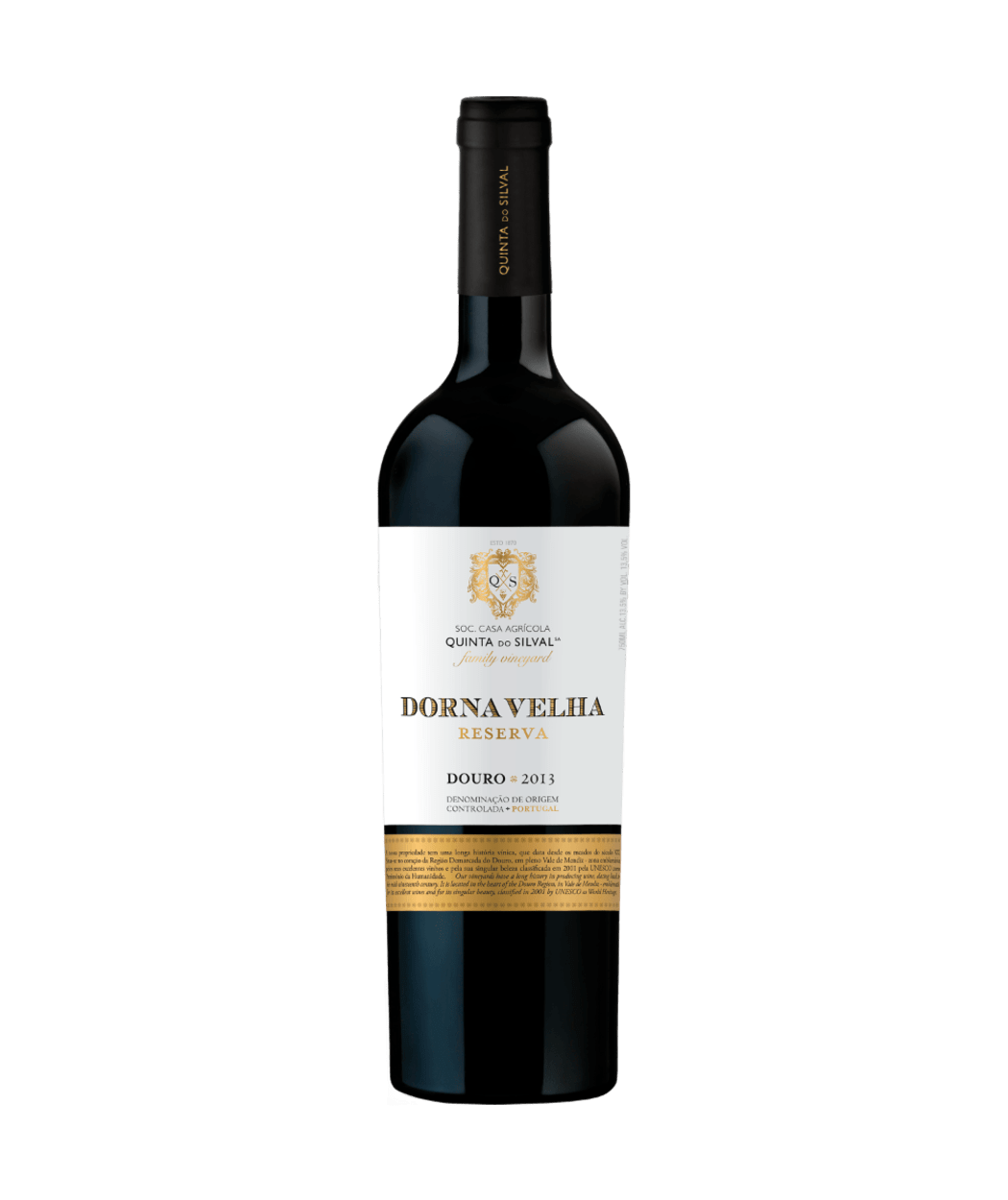Dorna Velha Reserva Red Wine 2013