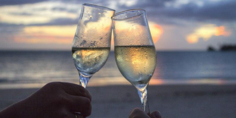 Vine til en sensommeraften